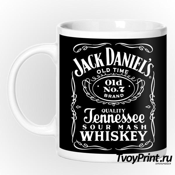 Кружка Jack Daniels