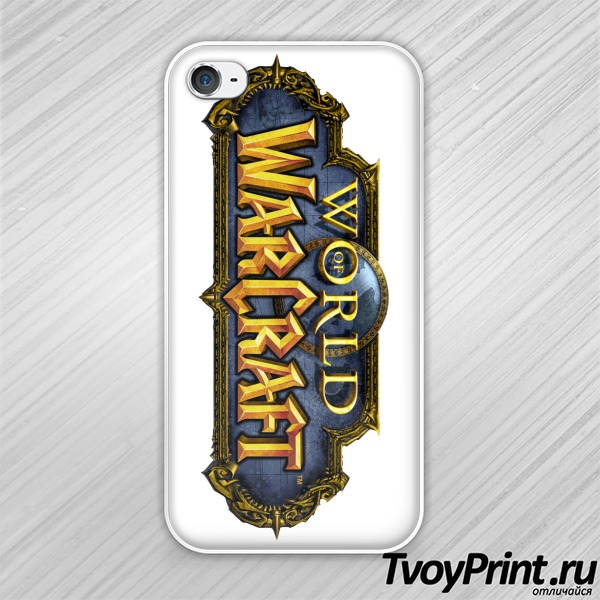 Чехол iPhone 4S World of Warcraft Classic