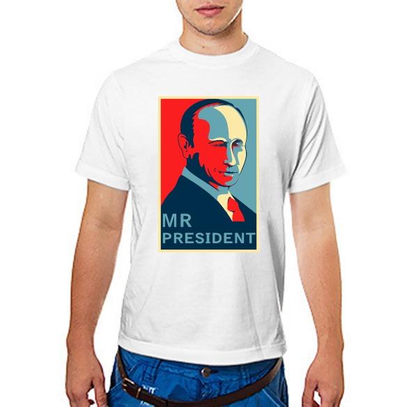 Футболка Путин - Hope