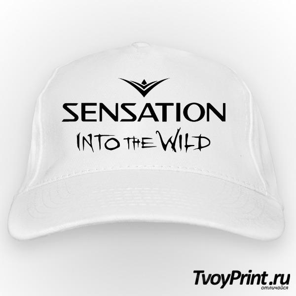 Бейсболка Sensation into the wild 2014