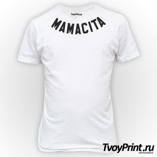 Футболка mamacita