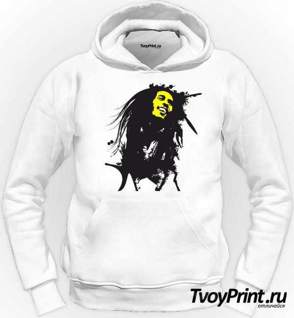 Толстовка Bob Marley