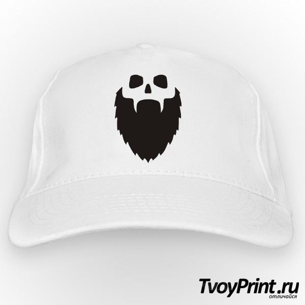 Бейсболка Борода или смерть