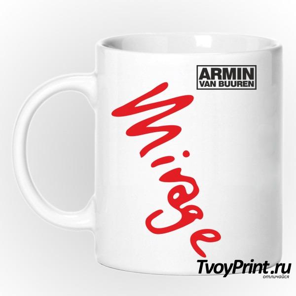 Кружка Armin Van Buuren Mirage