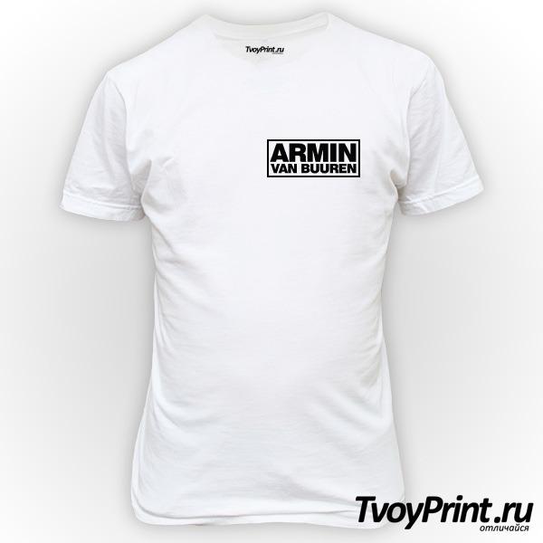 Футболка Armin Van Buuren (3)