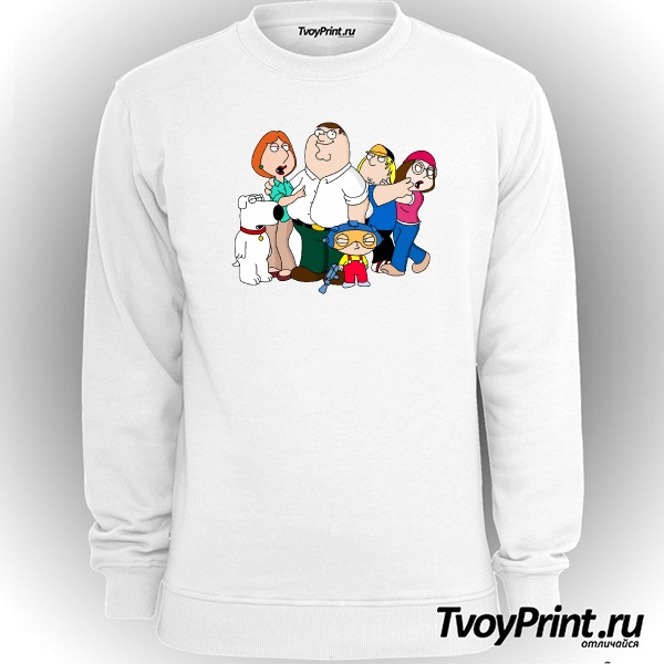 Свитшот Гриффины (Family Guy)