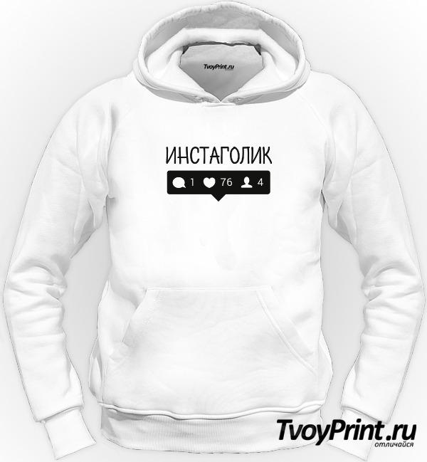 Толстовка Инстаголик