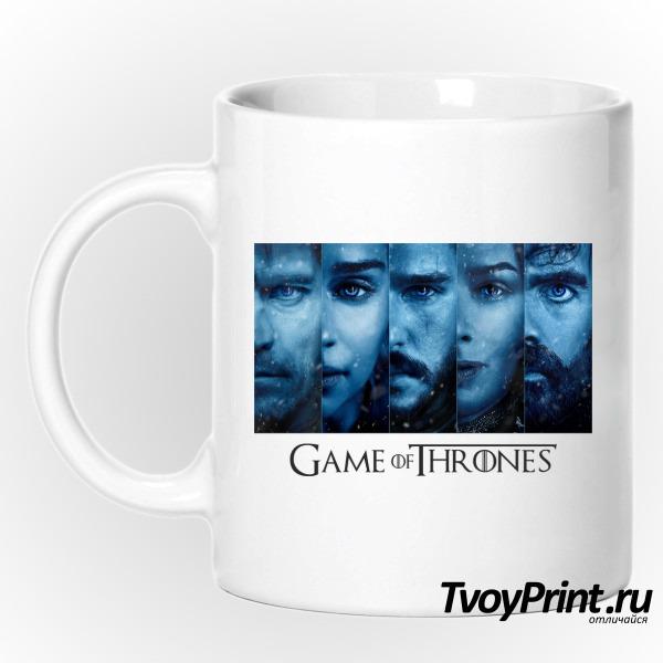 Кружка  Game of Thrones ( blue)