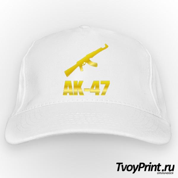 Бейсболка АК-47 (2)