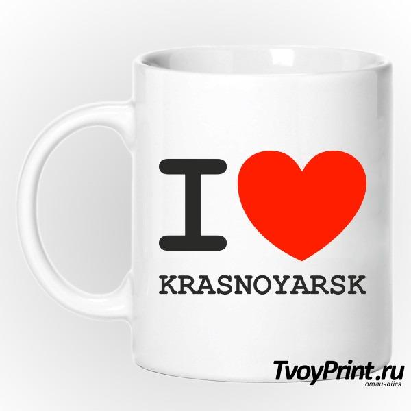 Кружка Красноярск
