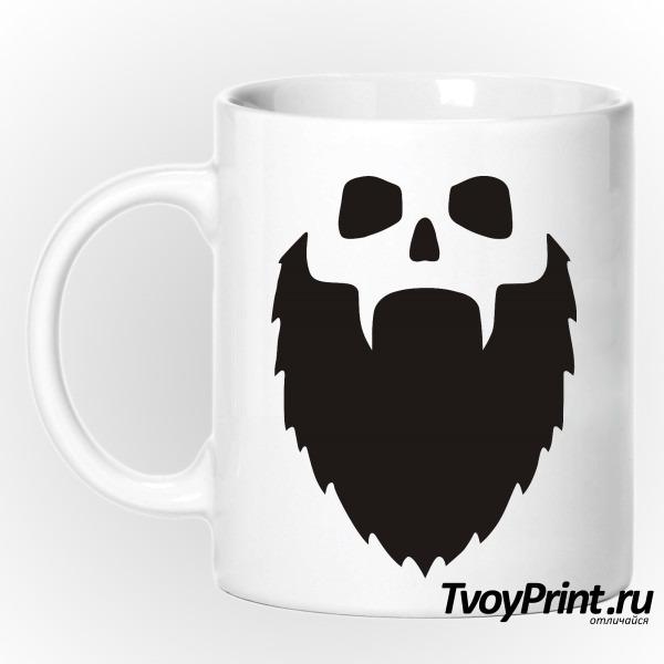 Кружка Борода или смерть