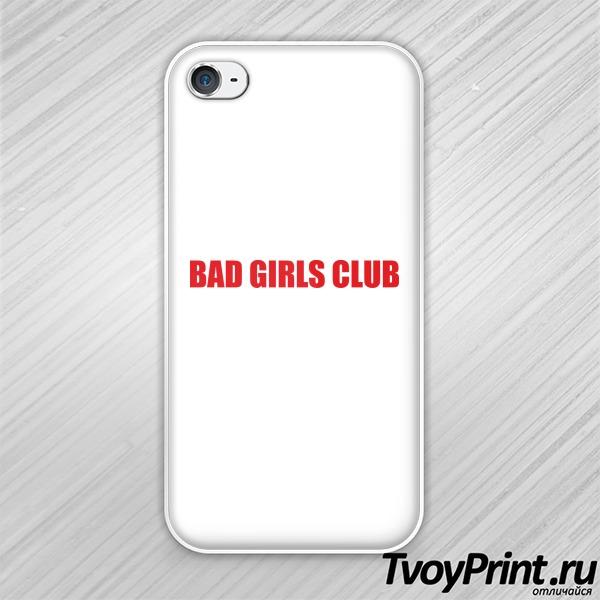 Чехол iPhone 4S bad girls club