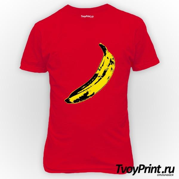 Футболка Andy Warhol Banana
