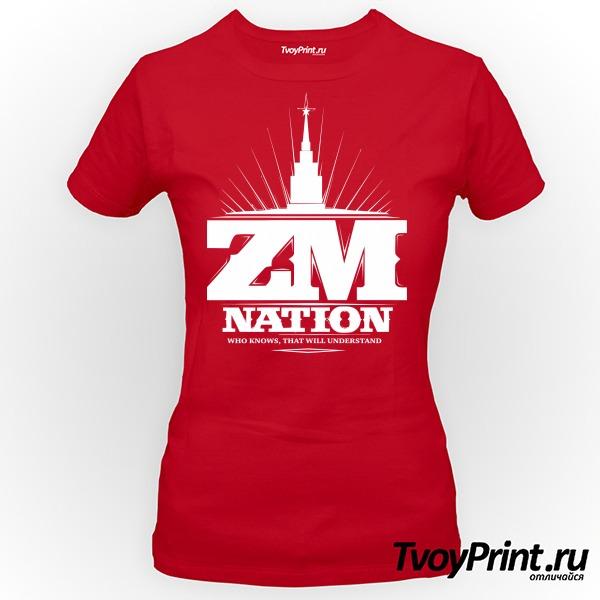 Футболка ZM nation (2)