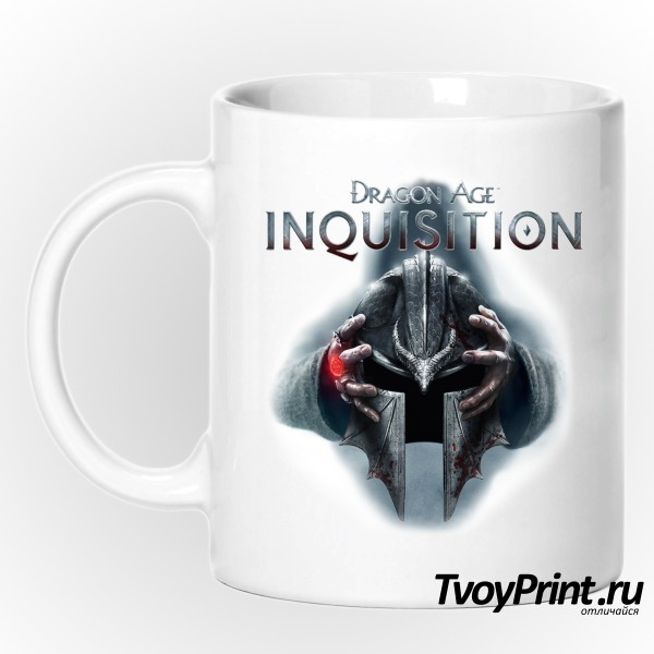 Кружка Dragon Age Inquisition Шлем