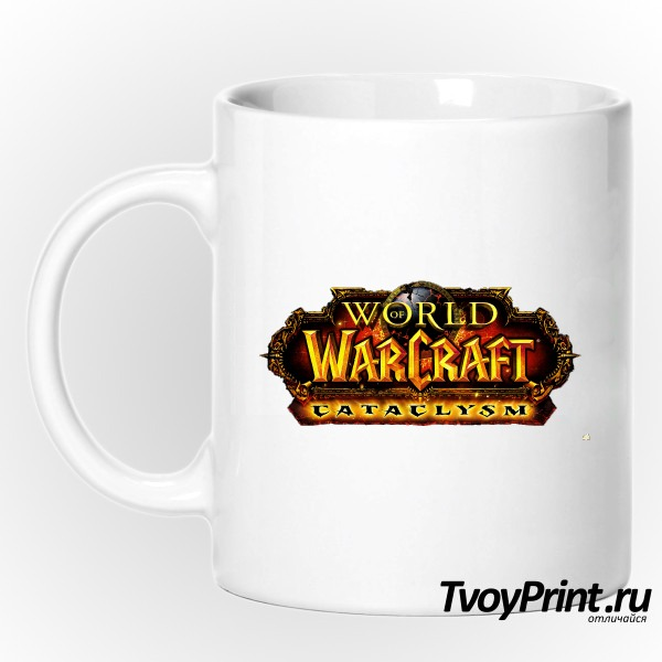 Кружка World Of WarCraft
