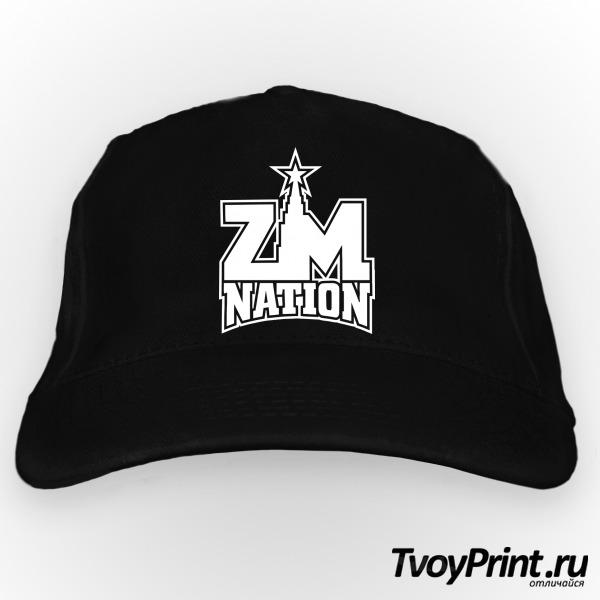 Бейсболка ZM nation (3)