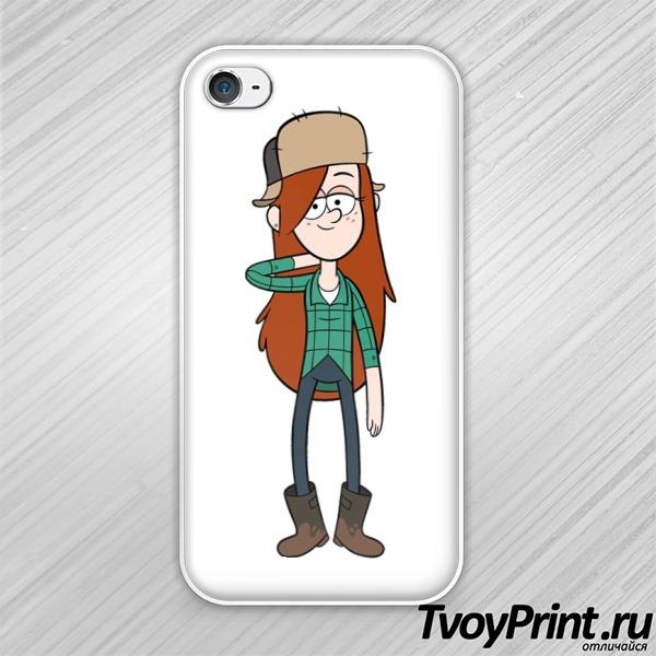 Чехол iPhone 4S Вэнди Кордрой (Wendy Corduroy)