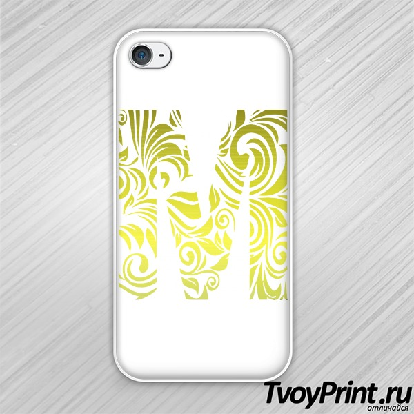 Чехол iPhone 4S МЫ (черн)