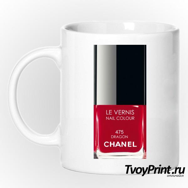 Кружка Лак Chanel 475