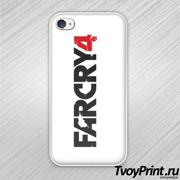 Чехол iPhone 4S Far Cry 4