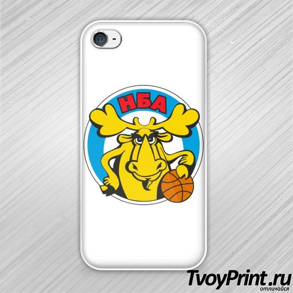 Чехол iPhone 4S НБА