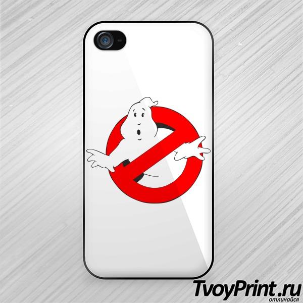 Чехол iPhone 4S Охотники за привидениями