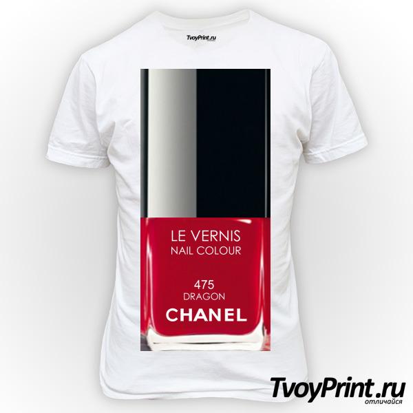 Футболка Лак Chanel 475
