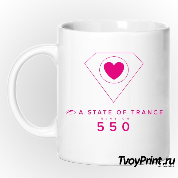 Кружка A state of trance 550