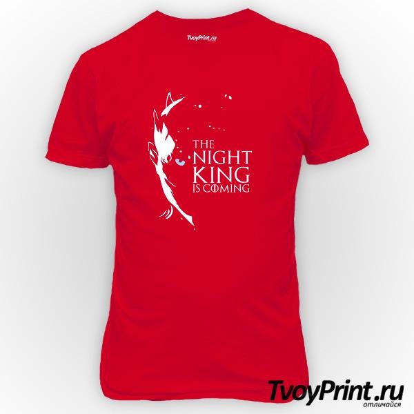 Футболка Король ночи