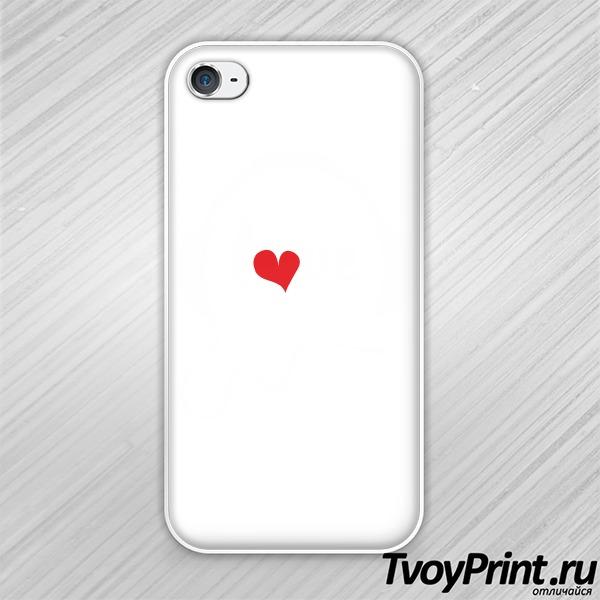 Чехол iPhone 4S Наушники