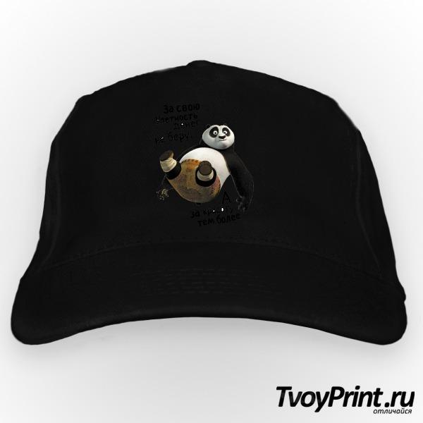 Бейсболка Улётная Кунг-фу Панда