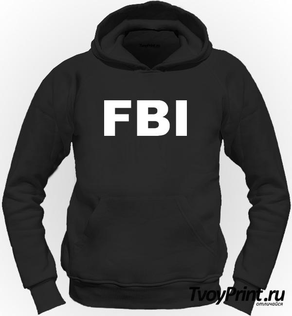 Толстовка FBI