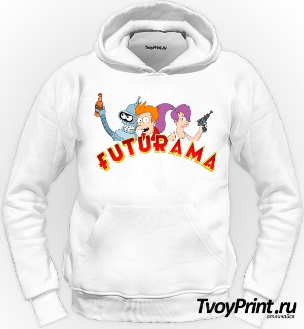 Толстовка Футурама (Futurama)