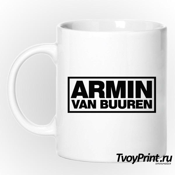 Кружка Armin Van Buuren (2)