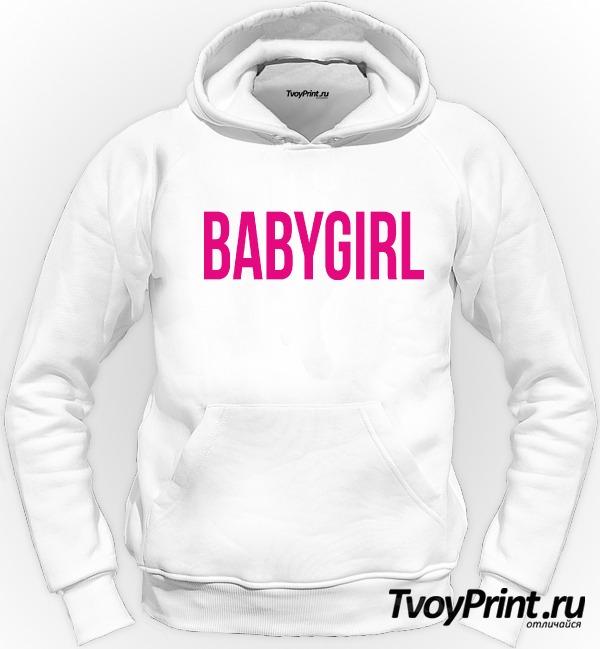 Толстовка babygirl