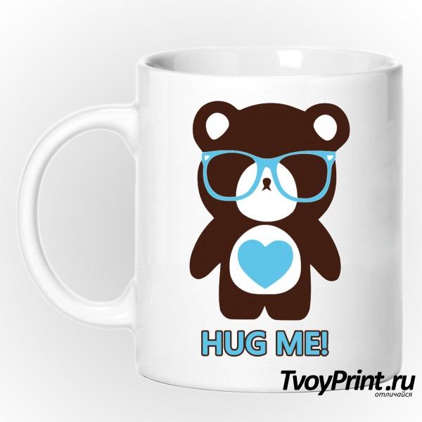 Кружка Hug me