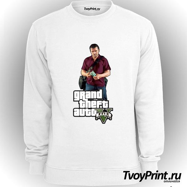 Свитшот GTA 5: Michael