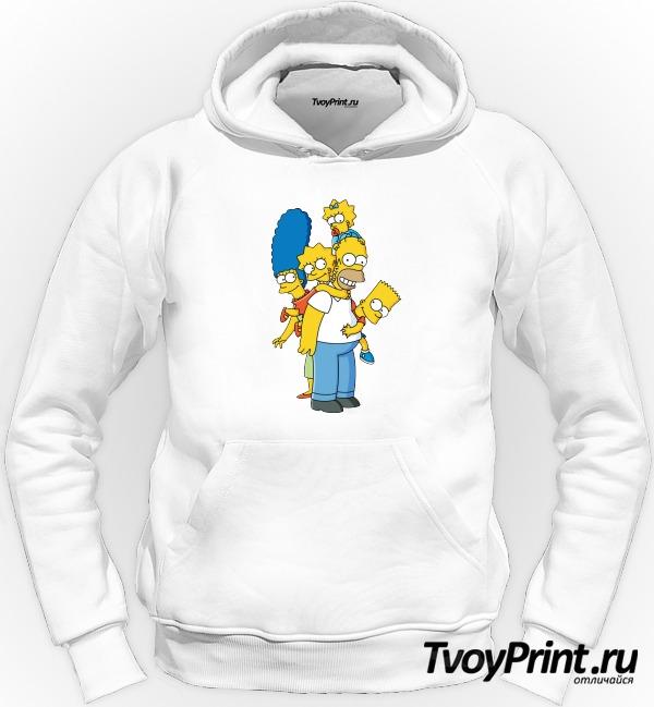 Толстовка Simpsons