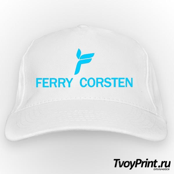 Бейсболка Ferry Corsten