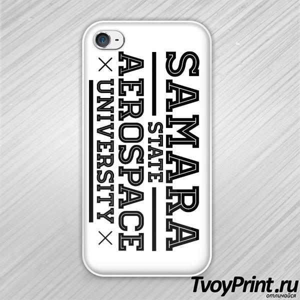 Чехол iPhone 4S вузов Самары : СГАУ