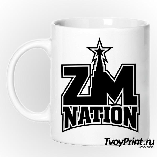 Кружка ZM nation