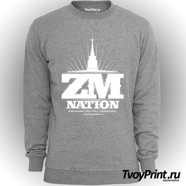 Свитшот ZM nation (2)