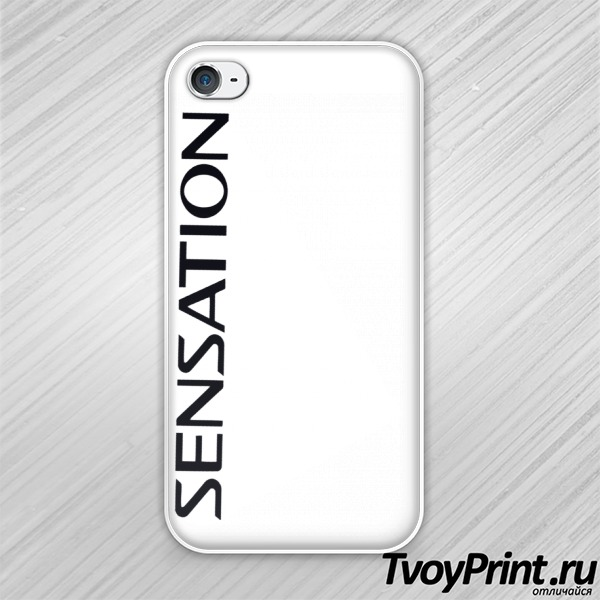 Чехол iPhone 4S Sensation (S21)
