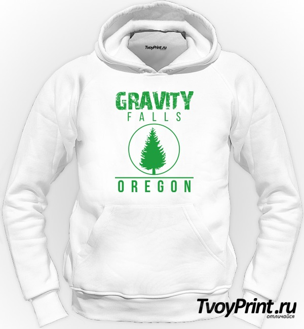 Толстовка GRAVITY FALLS OREGON