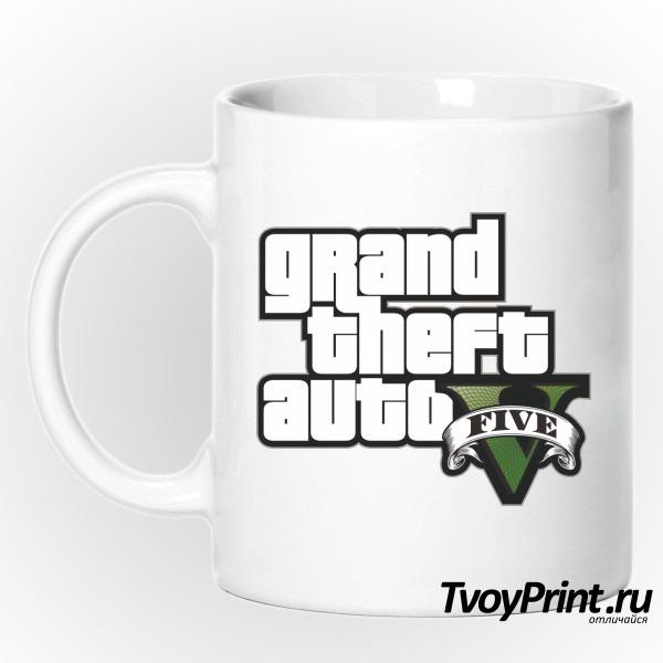 Кружка Grand Theft Auto