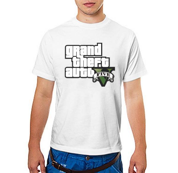Футболка Grand Theft Auto