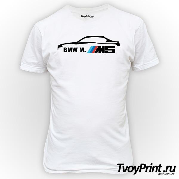 Футболка BMW M5 Series