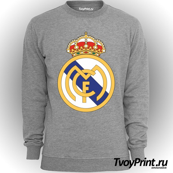 Свитшот Real-Madrid