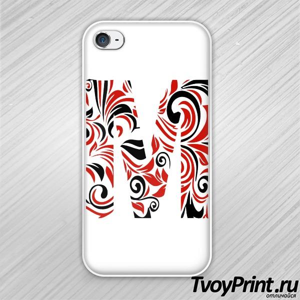 Чехол iPhone 4S Мы